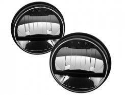 JKラングラー SPYDER製 LEDヘッドライト