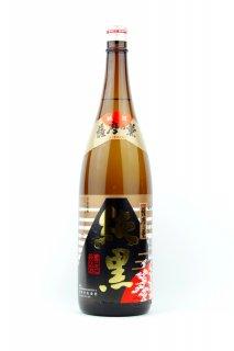 薩摩の薫 純黒 1.8L (さつまのかおり)