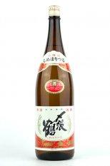 〆張鶴 本醸造 月 1.8L (しめはりつる)