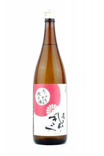 土佐しらぎく たっぷり飲める純米酒 1.8L (とさしらぎく)