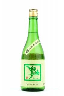 白鴻 特別純米酒60 緑ラベル 720ml (はくこう)