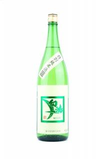 白鴻 特別純米酒60 緑ラベル 1.8L (はくこう)
