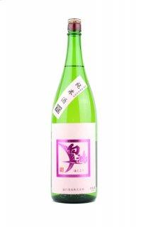 白鴻 純米酒70 桃ラベル 1.8L (はくこう)