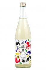 富久長 白麹純米酒 海風土(sea food) 720ml (ふくちょう)