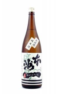 本洲一 無濾過純米酒 1.8L (ほんしゅういち)