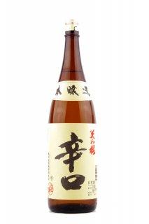 美和桜 本醸造 辛口 1.8L (みわさくら)