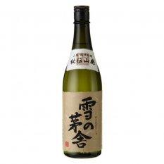 雪の茅舎 秘伝山廃純米吟醸 720ml (ゆきのぼうしゃ)