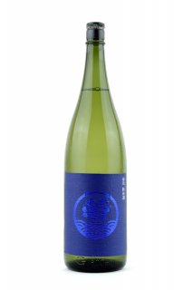 若波 純米酒 1.8L (わかなみ)