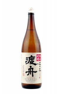 渡舟 五十五 純米吟醸 1.8L (わたりぶね)