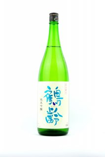 鶴齢 純米吟醸 1.8L (かくれい)