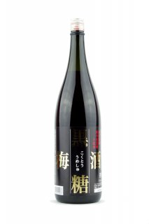 琵琶のさざ浪 黒糖梅酒 1.8L (びわのさざなみ)