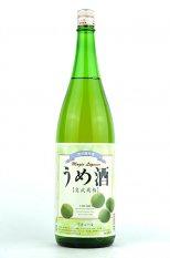 琵琶のさざ浪 うめ酒 1.8L (びわのさざなみ)