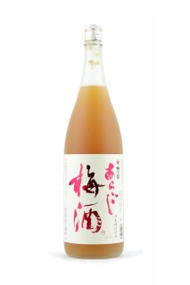 梅乃宿 あらごし梅酒 1.8L (うめのやど)