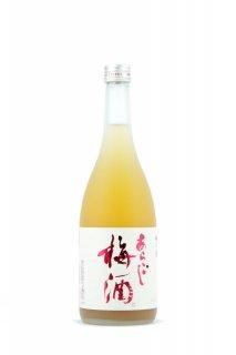 梅乃宿 あらごし梅酒 720ml (うめのやど)