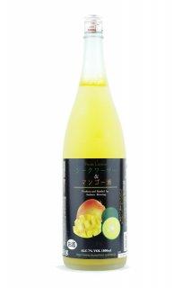 シークワーサー&マンゴー酒 1.8L