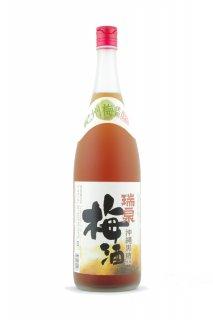 瑞泉 沖縄黒糖 梅酒 1.8L (ずいせん)