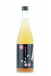 八海山の原酒で仕込んだうめ酒 720ml (はっかいさん)