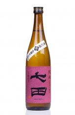 七田 純米 七割五分磨き 愛山 生原酒 720ml (しちだ)