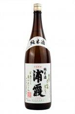 浦霞 純米酒 1.8L(うらかすみ)