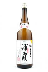 浦霞 辛口本醸造 1.8L(うらかすみ)