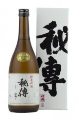 竹鶴 純米 秘傳 720ml (たけつる)