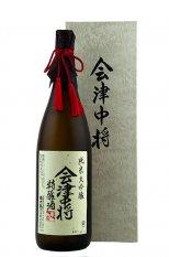 会津中将 純米大吟醸 特醸酒 1.8L (あいづちゅうじょう)