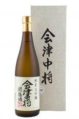会津中将 純米大吟醸 特醸酒 720ml (あいづちゅうじょう)
