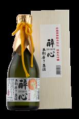 醉心 純米大吟醸 五割磨き原酒 300ml (すいしん)