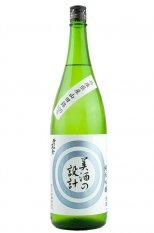 雪の茅舎 純米吟醸 美酒の設計 1.8L (ゆきのぼうしゃ)
