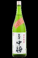 会津中将 特別純米 ひやおろし 1.8L (あいづちゅうじょう)