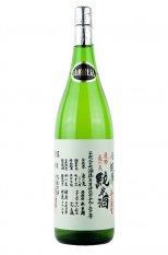 悦凱陣 山廃純米 遠野亀の尾 無濾過生原酒 1.8L (よろこびがいじん)