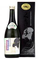 くどき上手 大吟醸 金賞受賞酒 720ml (くどきじょうず)