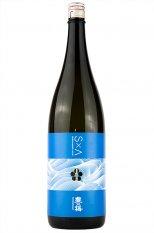 豊能梅 純米吟醸 S×A 「青」  1.8L (とよのうめ)【CWS】