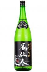 くどき上手 純米大吟醸 亀仙人40 1.8L (くどきじょうず)