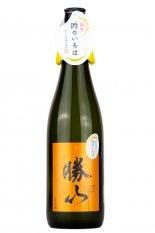 勝山 純米大吟醸 吟のいろは 720ml (かつやま)