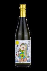 雨後の月 純米大吟醸 アマビエラベル 720ml (うごのつき)