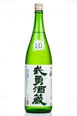 武勇 生もと純米吟醸 ひたち錦1.8L (ぶゆう)