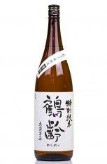 鶴齢 特別純米 寒熟 五百万石 1.8L (かくれい)