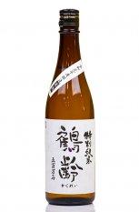 鶴齢 特別純米 寒熟 五百万石 720ml (かくれい)