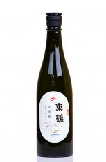 東鶴 純米 冬支度おりがらみ生720ml(あずまつる)
