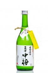会津中将 純米【初しぼり】生原酒720ml(あいづちゅうじょう)