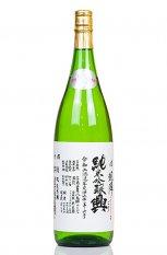 悦凱陣 純米吟醸 興 うすにごり生 1.8L (よろこびがいじん)