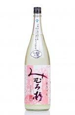 みむろ杉 華きゅん 純米吟醸おりがらみ生 1.8L (みむろすぎ)