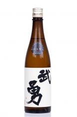 武勇 特別純米 山田錦 小川酵母 生原酒 720ml (ぶゆう)
