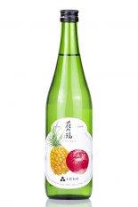 萩の鶴 くだもの「パインりんご」 720ml (はぎのつる)【CWS】