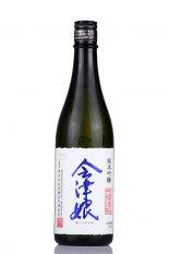 会津娘 純米吟醸 短稈渡船 720ml(あいづむすめ)
