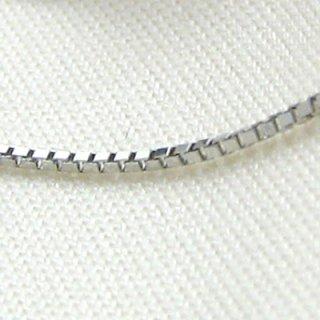 Pt850 プラチナ ベネチアンブレスレット 18cm 1.0mm
