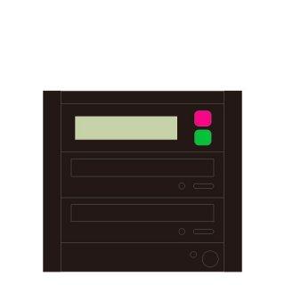 BD対応デュプリケーター 1:1      税別 ¥36,800