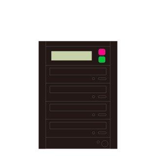 BD対応デュプリケーター 1:3      税別 ¥64,800