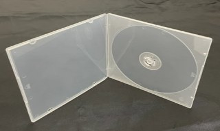 PPメールケース5mmシングル1枚用    税別1枚単価¥22円 (200枚セット)